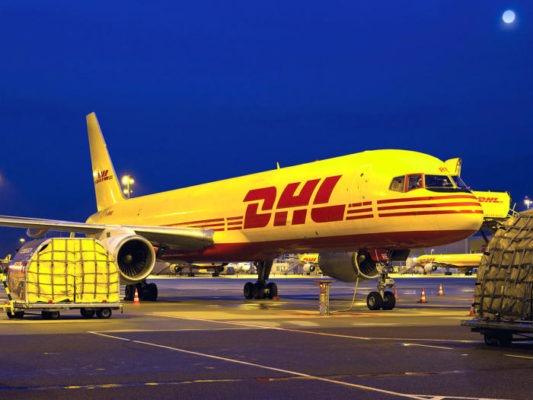 DHL hàng không