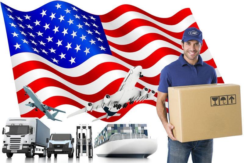 Gửi hàng sang Mỹ
