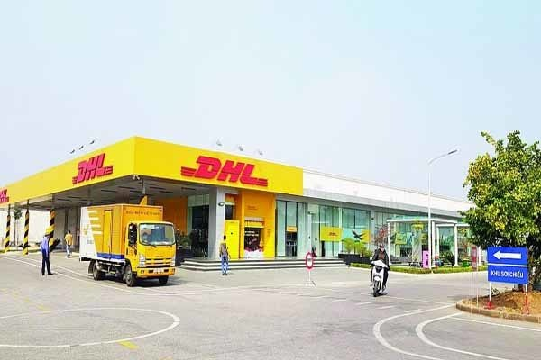 Gửi hàng mẫu tại Uyên Hưng - DHL tại Tân Uyên