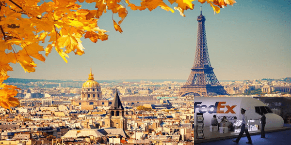Gửi hàng đi Pháp