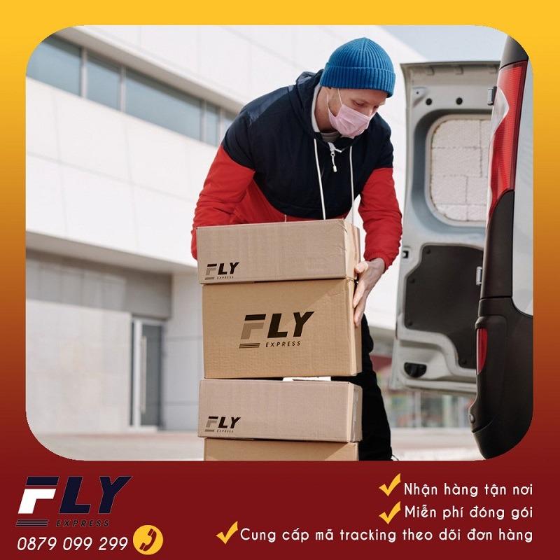 Hàng hóa được vận chuyển nhanh chóng và an toàn