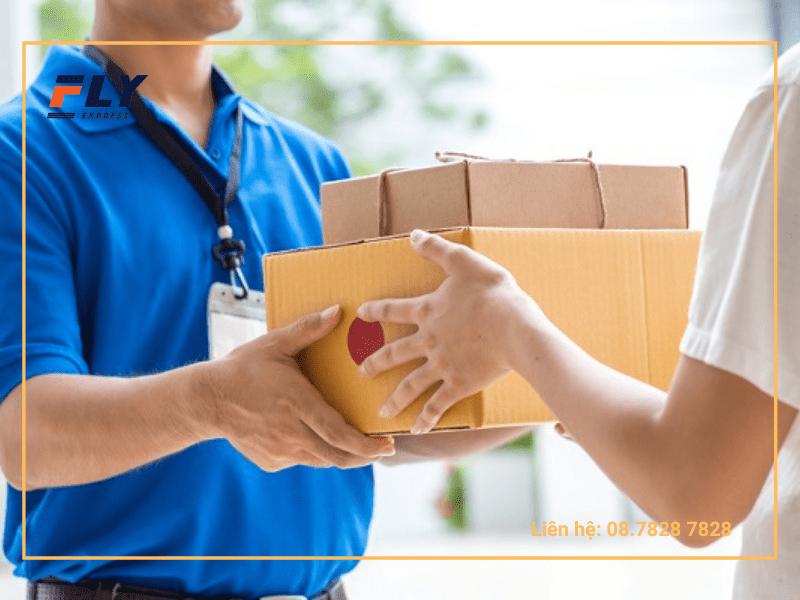 Nhận đóng gói hàng chuyển phát nhanh Châu Phi