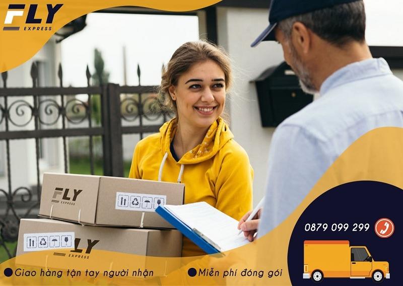 Sự hài lòng của khách hàng chính là mục tiêu hoạt động của Fly Express