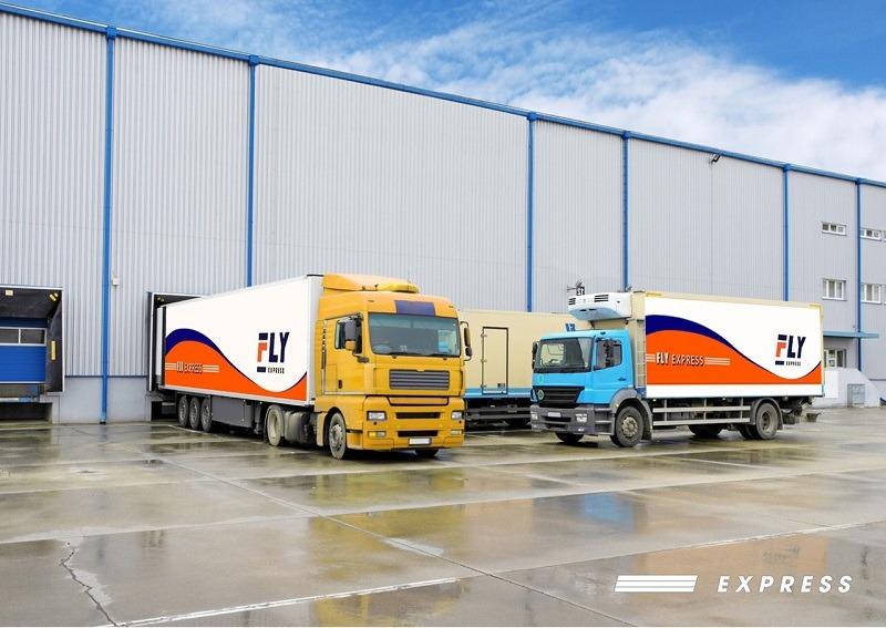 Xe vận chuyển gửi hàng đi Mỹ quận 1
