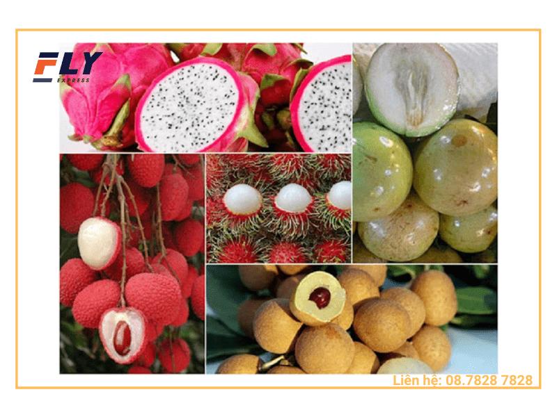 Trái cây gửi đi Mỹ chất lượng cao